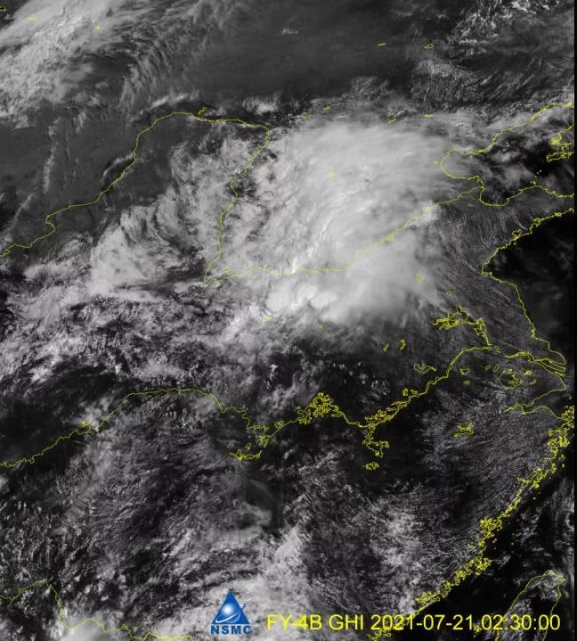 気象衛星「風雲」、河南省の水害救援を支援―中国