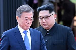 北朝鮮と韓国、通信連絡線を再稼働…昨年6月から断絶