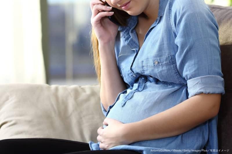 妊娠の症状なく6週目と診断された20歳女性 翌日に自宅出産する急展開に