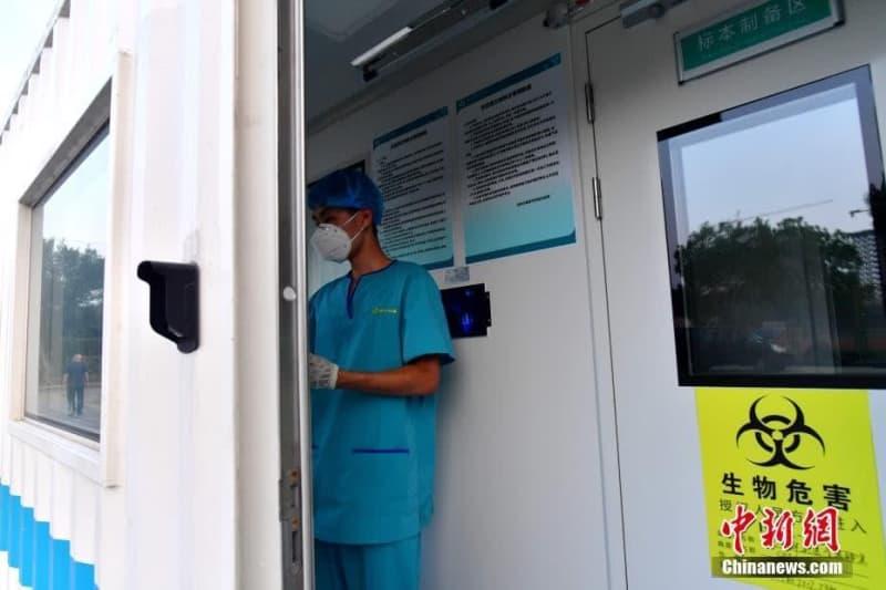 福建省仙遊県、3つの臨時PCR実験室が使用開始―中国